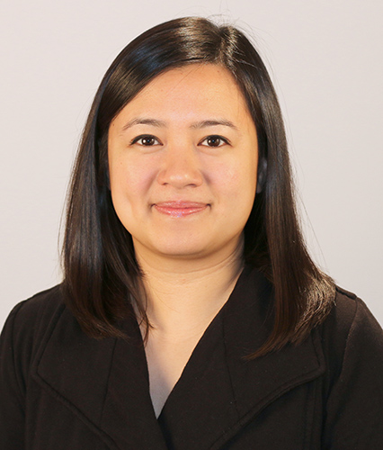 Photo of Sandra Tang