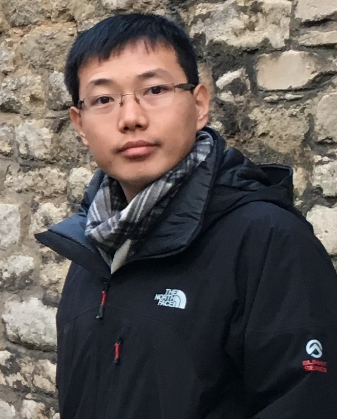 Photo of Wenshuo Liu