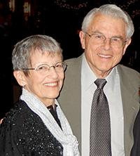 Photo of Jerald and Ginny Bachman