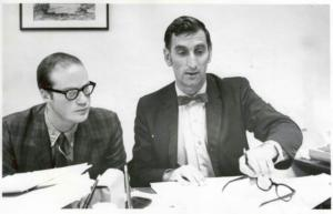 Richard Barfield and James Morgan