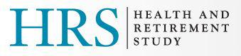Health and Retirement Study logo