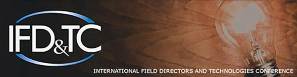 IFD&TC-International Field Directors and Technologies Conference