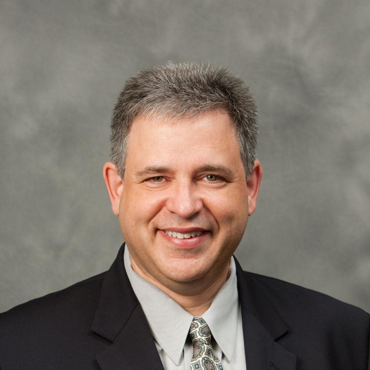 8/25/09 Headshot of Bill Axinn, new Director of ISR-Institute